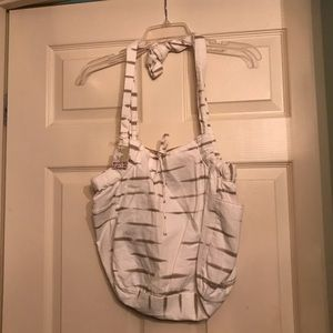 Striped bag!